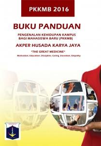 BUKU PANDUAN PKKMB 2016