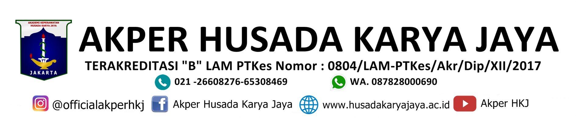 Selamat Datang Di Website Akper Husada Karya Jaya